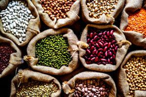 インドバザール神戸 ベサン インドの豆