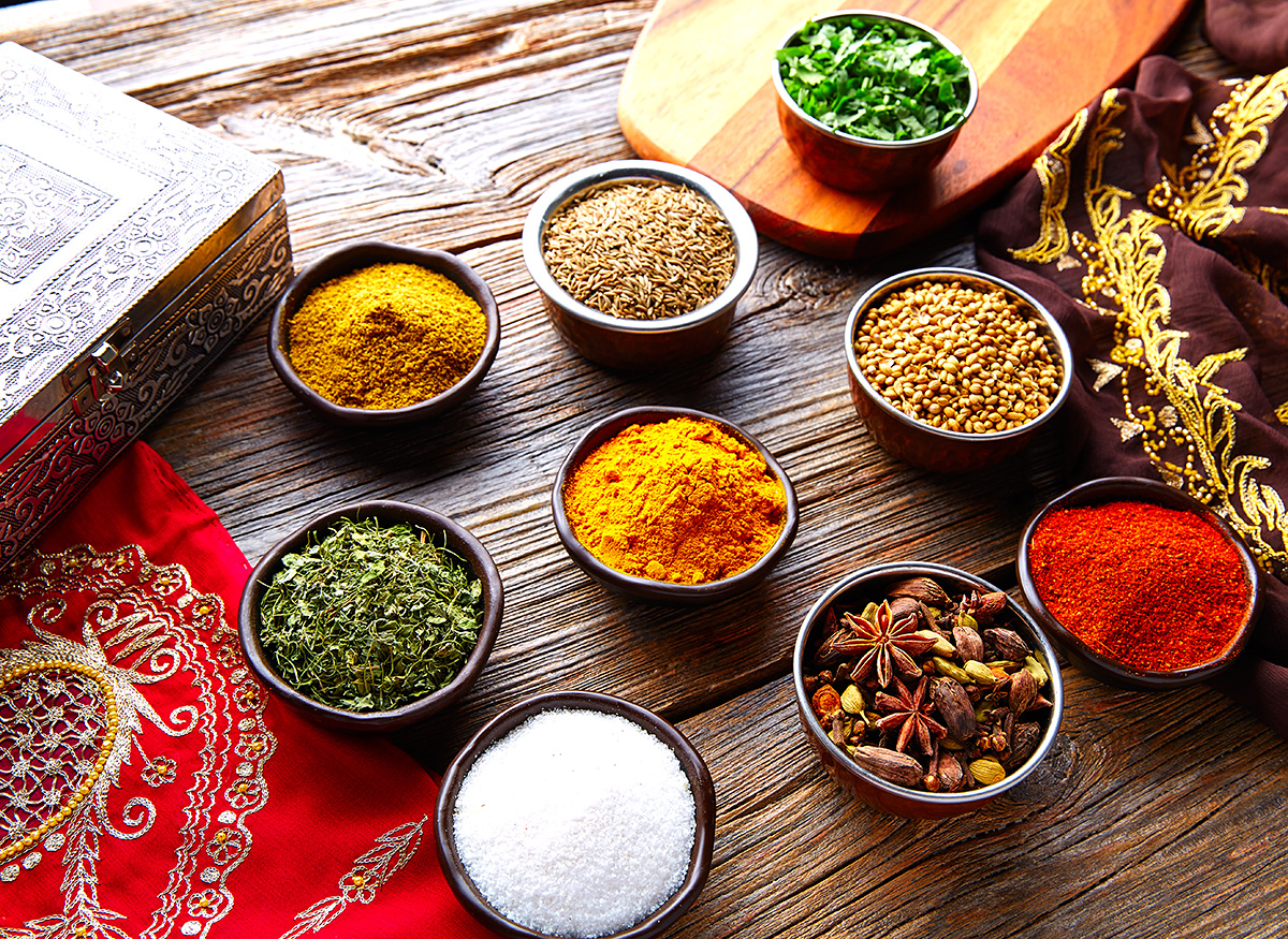 Indian Bazaar_Spices